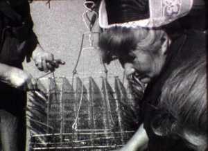 Travail de la sardine et du thon   Jehan Courtin
