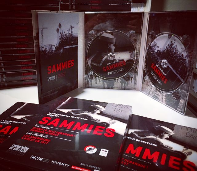 "DVD ""Sammies"""